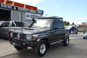 Photo of Landcruiser 76 Series ARB Fit out Canberra & Queanbeyan
