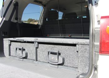Photo of Outback-Rear-Drawer-System-Installation-2